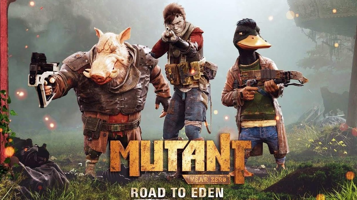 Review: Mutant Year Zero: Road to Eden