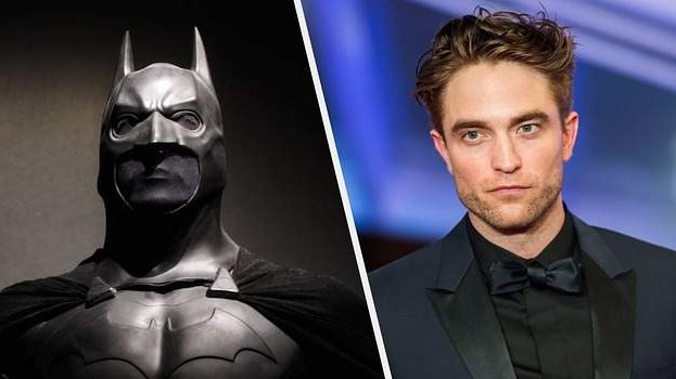 Twilight's Robert Pattinson Is the New Batman